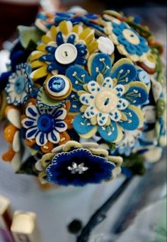 Inspiration Friday: Alternative Bridal Bouquets