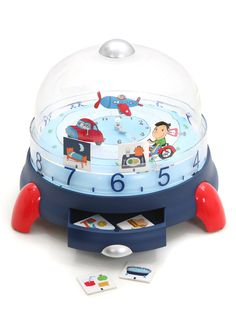 Bumbo & It's A Clock - It's a Clock Bubble Boy - Dark Blue