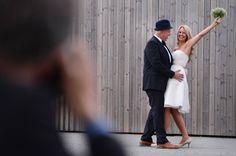 Bryllupsfest for alvorlig kreftsyke Åge - Aftenbladet.