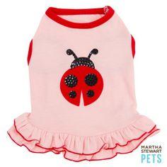 Martha Stewart Pets® Ladybug Dress - PetSmart