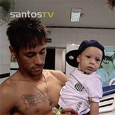 #neymar y davi