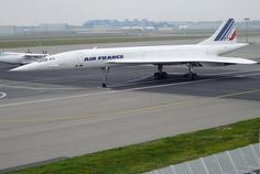 Air France Concorde What a plane !