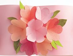 When your tot is looking for a Mother's Day-appropriate craft (hint, hint), this floral pop-up card may take some time, but its final effect will be appreciated long past the month of May. Source: Martha Stewart