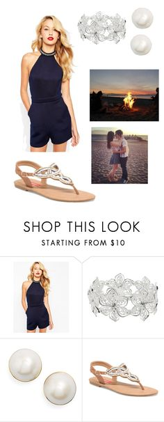 """When is Summer Again?"" by kaileewhaley13 ❤ liked on Polyvore featuring ASOS, M&Co and Kate Spade"