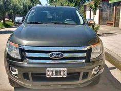vendo Ford RANGER XLT en San Miguel De Tucuman, vista previa