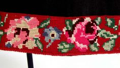 Folklore, Flag, Embroidery, Clothes, Needlework, Outfit, Needlepoint, Clothing, Kleding