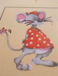 Vestito di un topolino