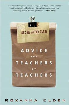 An Urban Teacher's Education: Teacher Advice