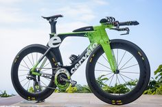 Kona Pro Bike: Frederik Van Lierde's Cervélo Velo Design, Bicycle Design, Bicycle Race, Bike Run, Fixed Bike, Road Cycling, Cycling Bikes, Bicicletas Kona, Kona Bikes