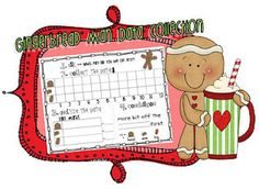 Gingerbread data collection