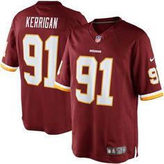 Ryan Kerrigan Washington Redskins Nike Youth Limited Jersey - Burgundy - $99.99