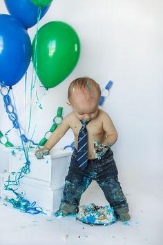 cake smash IHPOC Photography