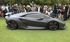 Lamborghini Sesto Elemento (© Rick Wait)