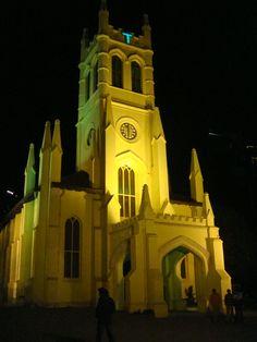 Christ Church, Shimla, Himachal Pradesh #India
