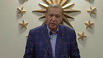 Turkey referendum grants President Erdogan sweeping new powers - BBC News