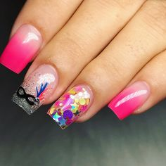 Manicure E Pedicure, Short Nails, Summer Nails, Nail Art, How To Make, Beauty, Manicures, Bling, Perfect Nails