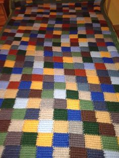 tunecino Blanket, Rugs, Crochet, Home Decor, Modern Crochet, Crochet Bedspread, Farmhouse Rugs, Decoration Home, Room Decor