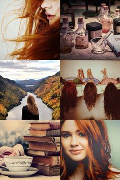 Lily Evans Potter aesthetic