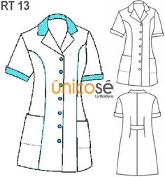 Scrubs and other uniforms Kwik Sew Patterns, Dress Patterns, Dental Uniforms, Scrubs Pattern, Scrubs Uniform, Lab Coats, Medical Scrubs, Hotel Uniform, Women's Fashion Dresses