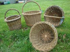 Wheatcroft Willow Baskets & Commissions