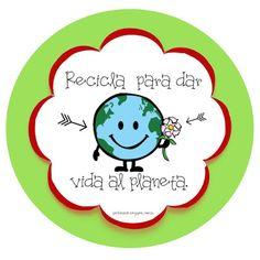 """Perfileando. : Logos para el """"Día Mundial del Medio Ambiente"""" 5 de junio. ."""