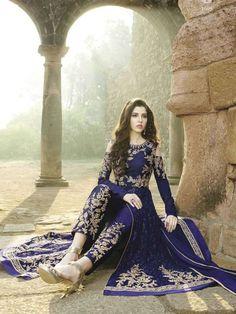 Buy Online Punjabi Wedding Lehenga Designer Collection Call/ WhatsApp us 77164 Pakistani Dresses Casual, Indian Gowns Dresses, Indian Fashion Dresses, Pakistani Dress Design, Indian Designer Outfits, Indian Outfits, Designer Dresses, Fashion Outfits, Stylish Dresses For Girls