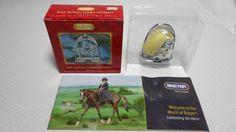 NEW Breyer 2006 Snow Princess Horse Stirrup Ornament 700306 Christmas Ebay Shopping, Snow, Horses, Ornaments, Princess, Model, Christmas, Art, Xmas