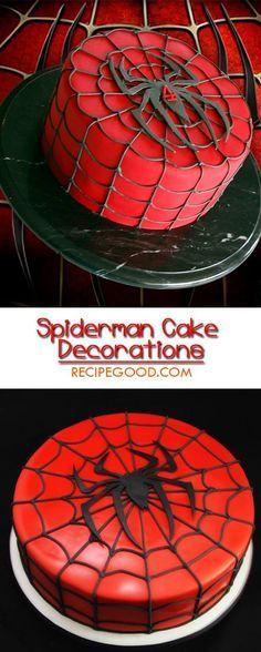 Ideas cumpleaños hombre araña