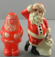 2 Hard Plastic Santa Clause Figurines Vintage  http://cgi.ebay.com/ws/eBayISAPI.dll?ViewItem=330743980562=ADME:L:LCA:US:1123#