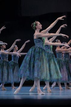 72cfc36c2a PNB company dancers in Cinderella Photo by Angela Sterling Lindsay Thomas