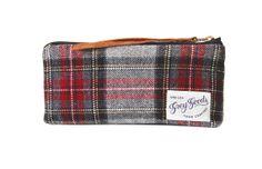 Woodrow - wool&canvas wallet