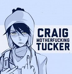 South Park Craig Tucker Anime
