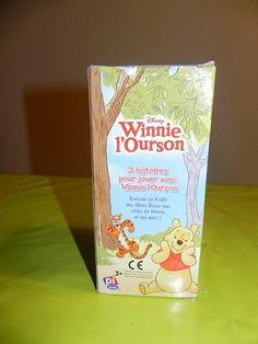 Ref CDP084 Trois jolies histoires «pour jouer avec Winnie». 6€
