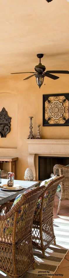spanish+style+ceiling+fans |  style casa contessa bronze