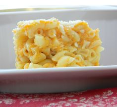 Butternut Squash Mac-n-Cheese. Wow