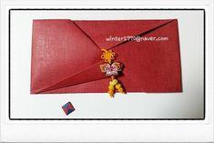 Thumbstart táska, TK boríték készítés, Valentin nap. Fehér napi ajándéktárgy készítés: Naver Blog