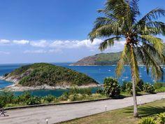 Promthep View Point, Phuket #travelworldwide #worldwidetravelover #traveldiaries #aroundtheworld #traveladict #viewpoint #thebestview… Travel Ads, Phuket, Golf Courses, Thailand, Around The Worlds, Beach, Water, Outdoor, Instagram