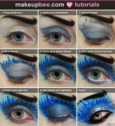 I know it's a bit early but 15 Disney Halloween makeup & hair ideas