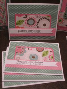 ctmh laughing lola cards | This card uses a sentiment from the CTMH Laughing Lola card workshop.