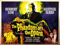 vintage horror movie posters | Book Review] The Art of Hammer