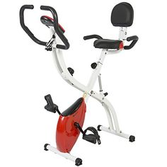 Folding Adjustable Magnetic Upright Exercise Bike Fitness Upgraded Machine >>> Continue to the product at the image link. Compact Exercise Bike, Upright Exercise Bike, Upright Bike, Recumbent Bicycle, Cycling Bikes, Desk Workout, Spin Bikes, Indoor Cycling