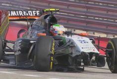 "Sergio Pérez: ""Lo que pasó hoy es realmente lamentable"" - Técnica F1 en español Técnica F1 en español"
