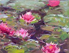 Poetry by John Burton Oil ~ 11 x 14