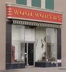 Remember Woolworth's? My MOM took me to town to get shoes and visit Woolworth's.