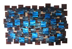 Electric by Karo Martirosyan: Art Glass Wall Sculpture available at www.artfulhome.com