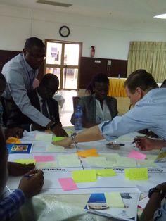 Climate smart value chains kickoff workshop