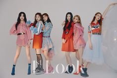 (G)I-DLE - 1st Look Magazine