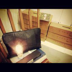 Claude Laurent 2014 f/w Clutch Bag