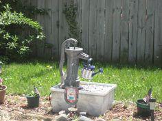 Pump by dog kennel Kennel Ideas, Dog Kennels, Ducks, Outdoor Power Equipment, Pump, Home Appliances, Photography, House Appliances, Photograph