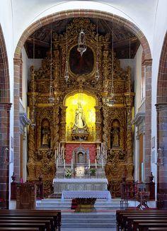 Sta Cruz de Tenerife Concepcion Santa Cruz